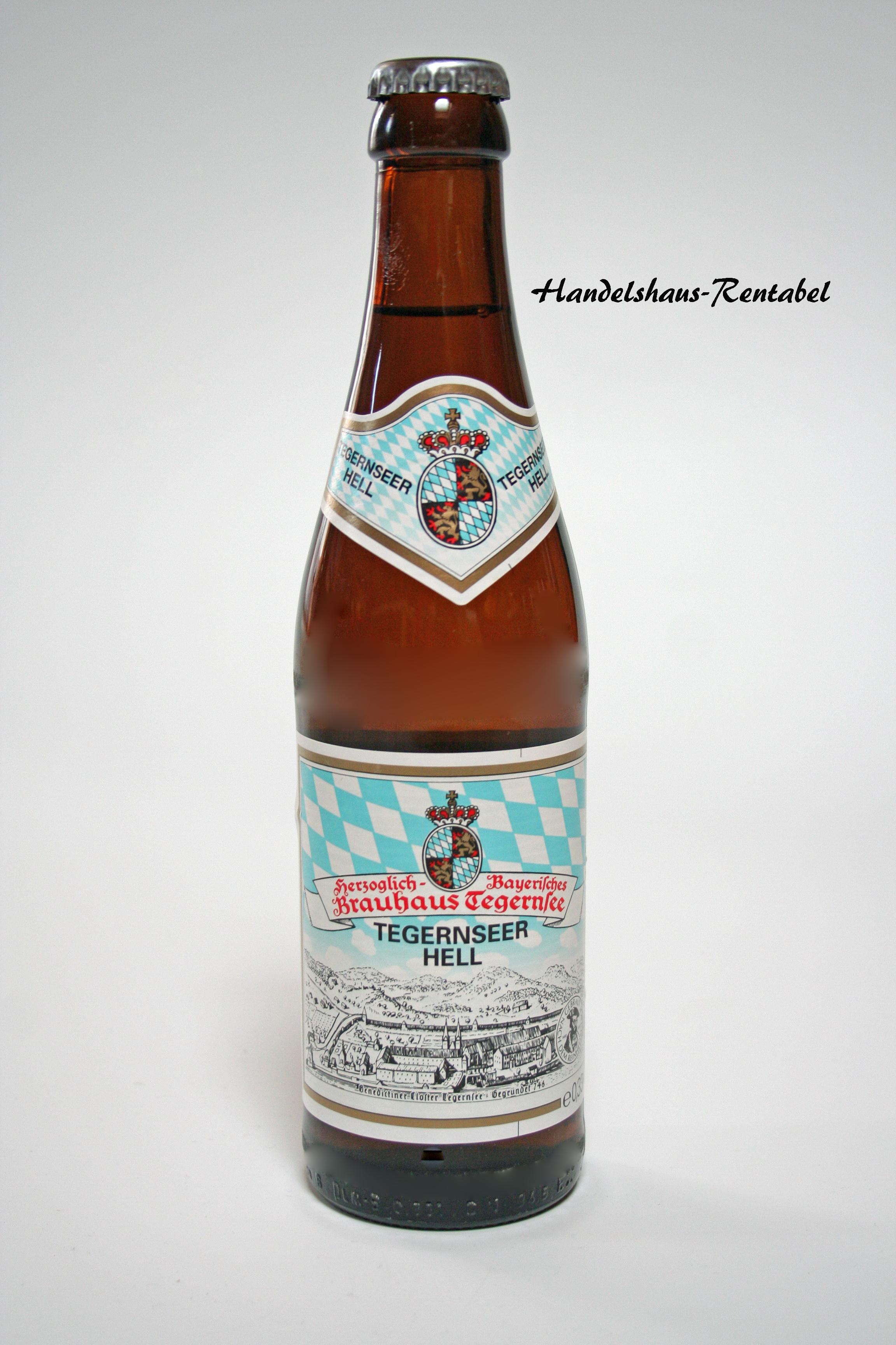 Tegernseer Bier 0 33